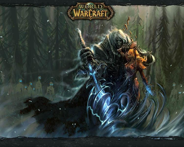 魔兽世界:巫妖王的陨落壁纸第137张
