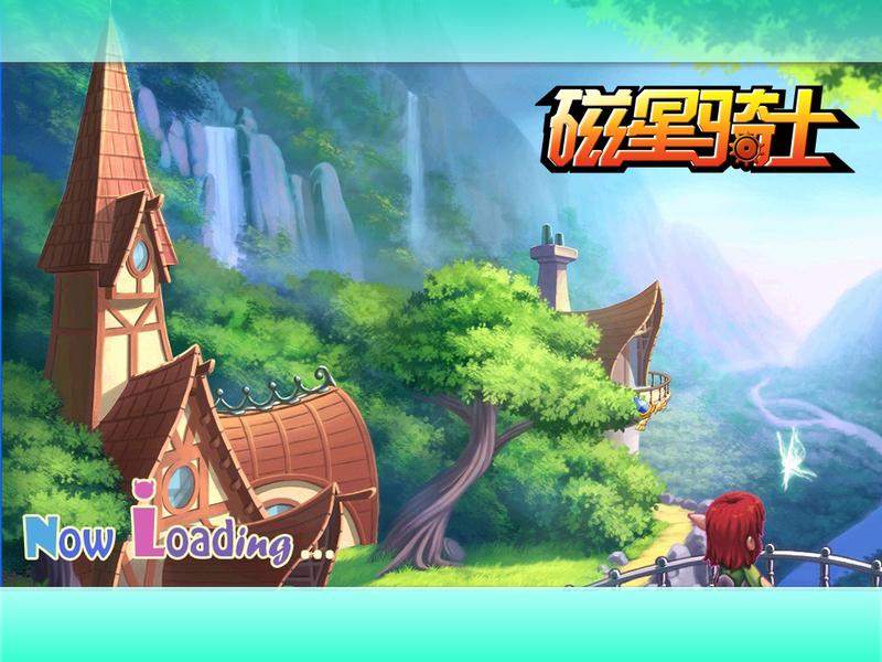 游戏以清新可爱的q版卡通为题材