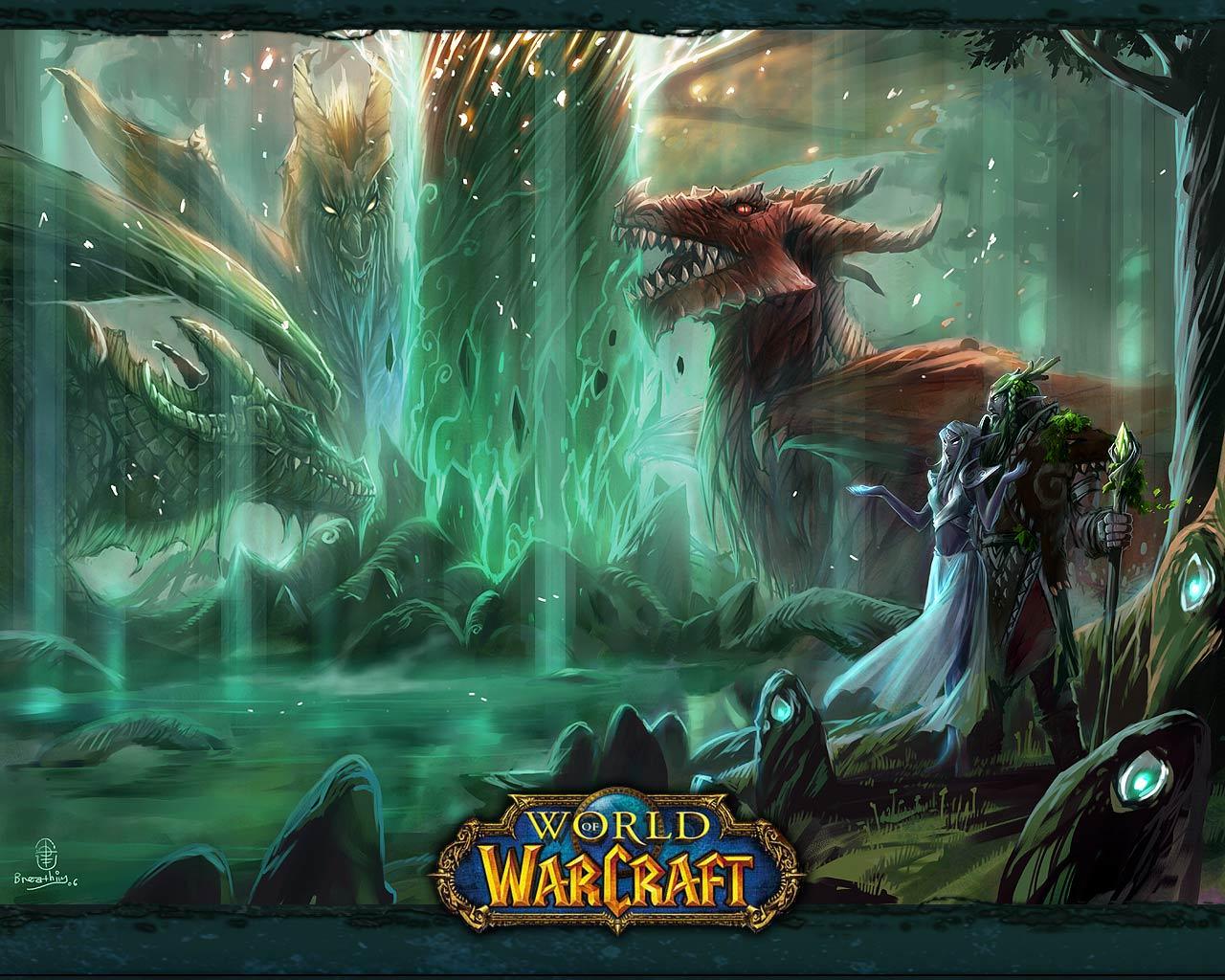 魔兽世界:巫妖王的陨落壁纸第1