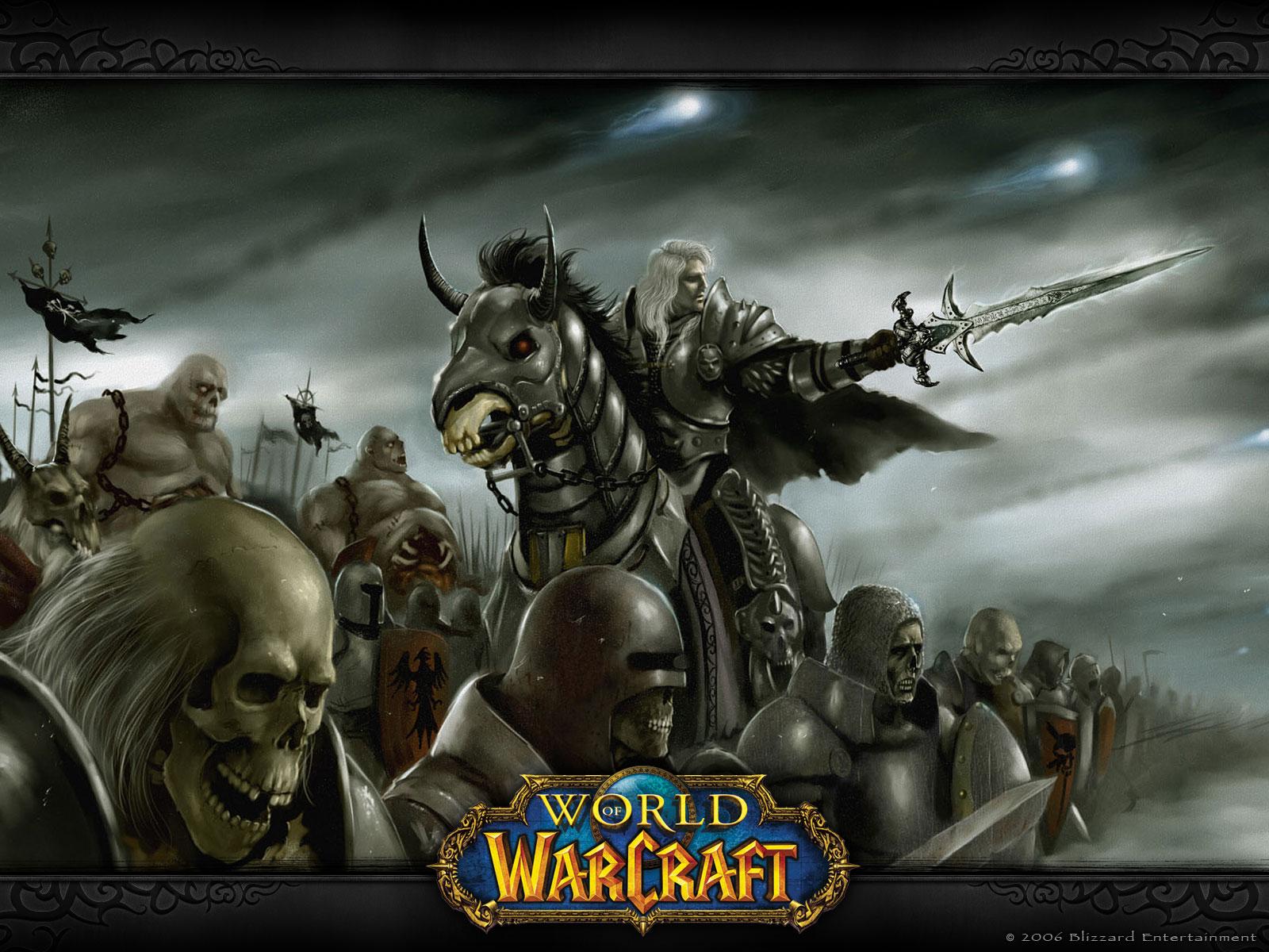 魔兽世界:巫妖王的陨落壁纸第9