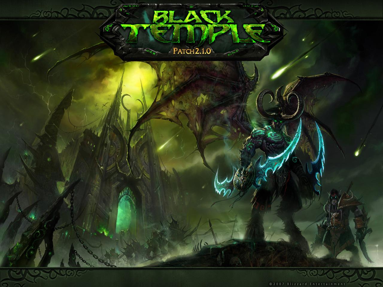 魔兽世界:巫妖王的陨落壁纸第6