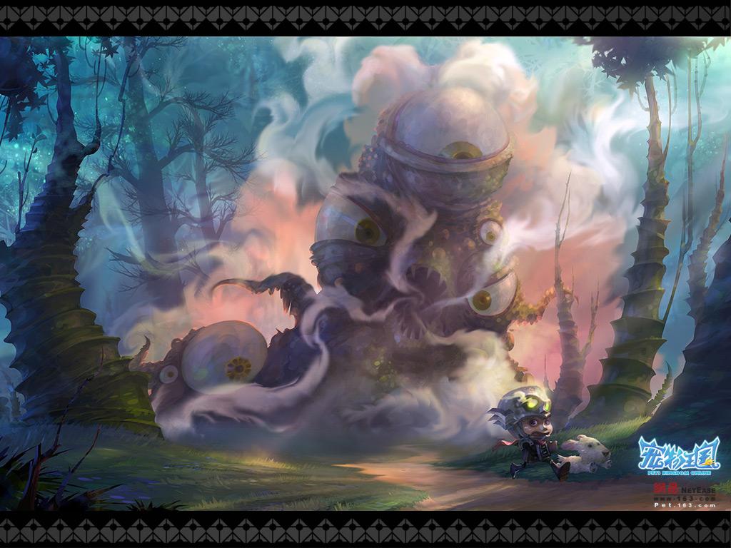 宠物王国壁纸第66张图片