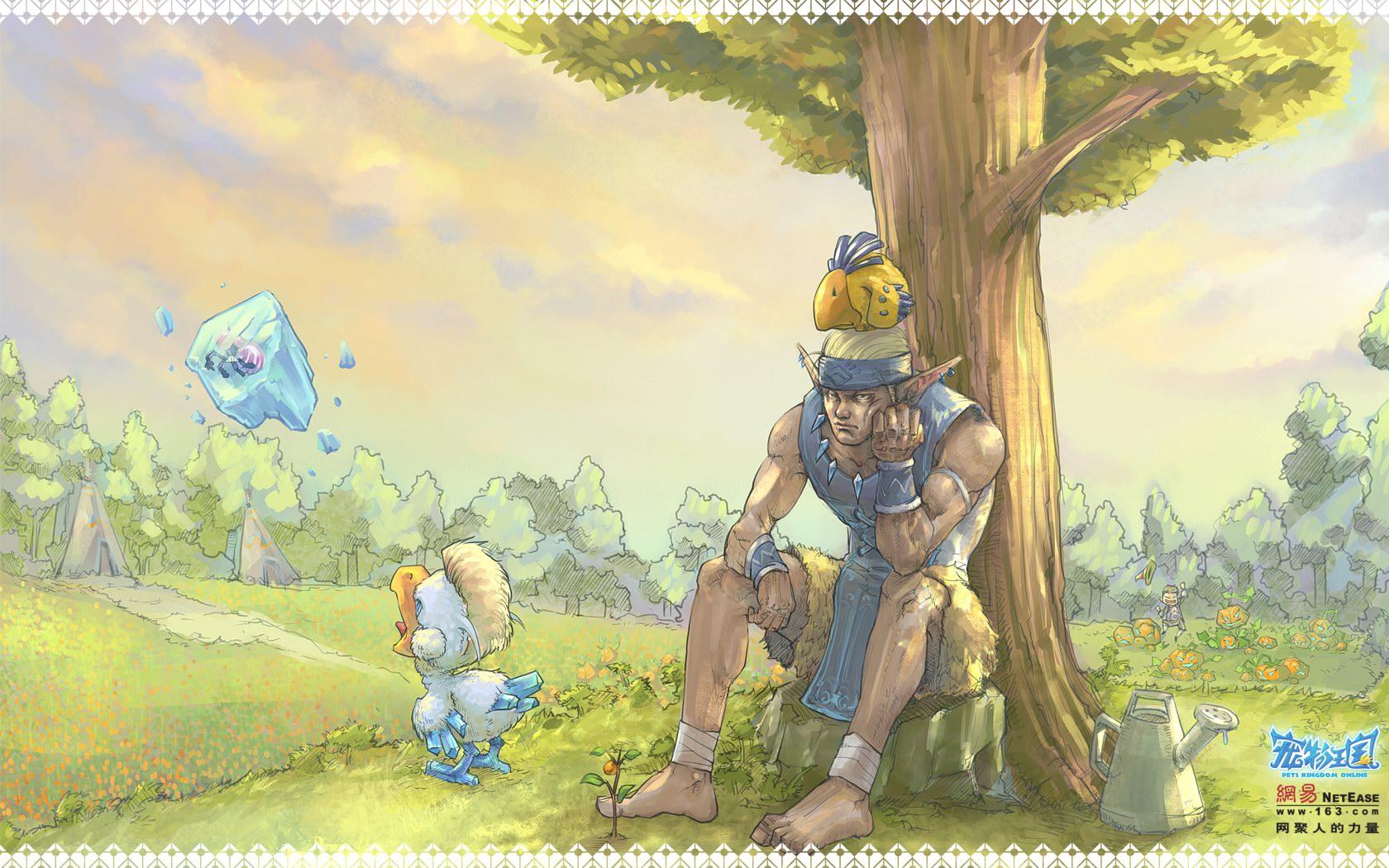 宠物王国壁纸第20张图片
