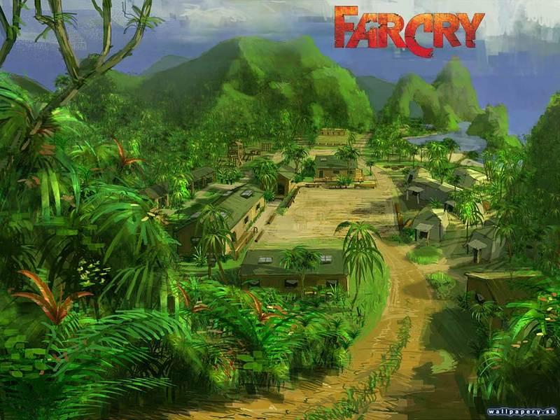 孤岛惊魂 游戏壁纸