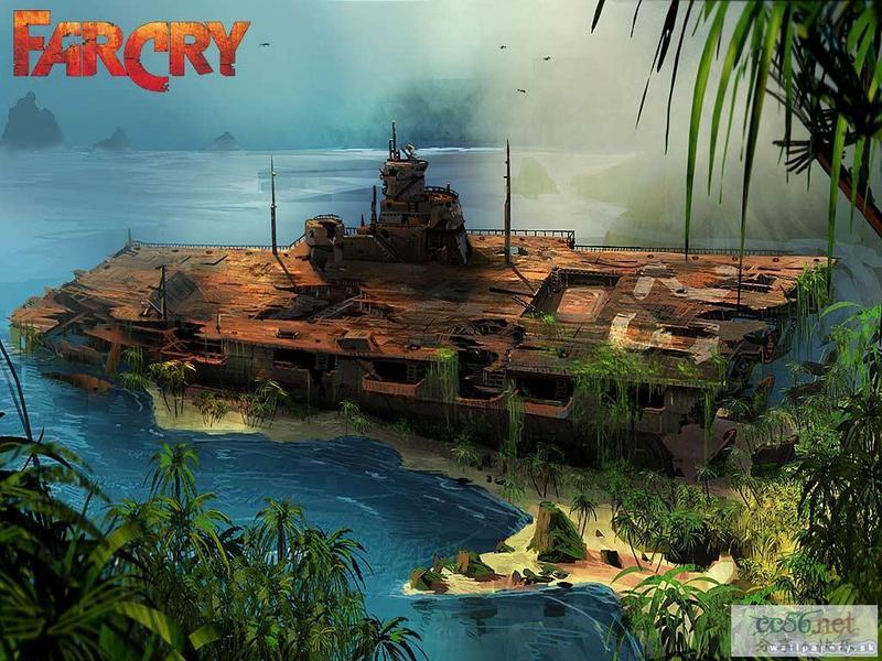 孤岛惊魂2 游戏壁纸