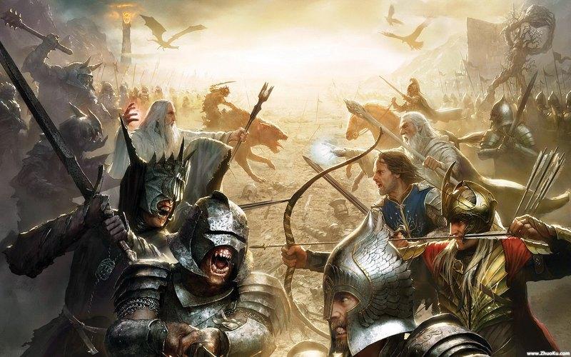 魔戒:中土战争2壁纸第7张