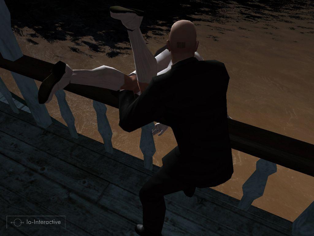 杀手4:血钱壁纸第2张