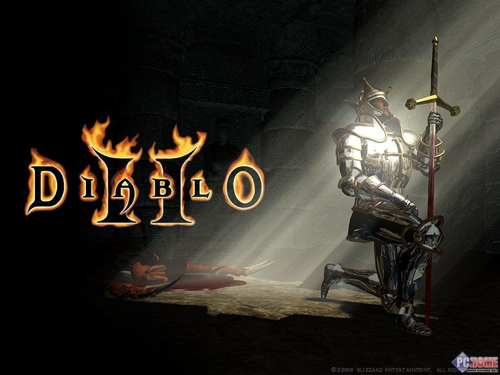 暗黑破坏神2:毁灭之王壁纸第3张