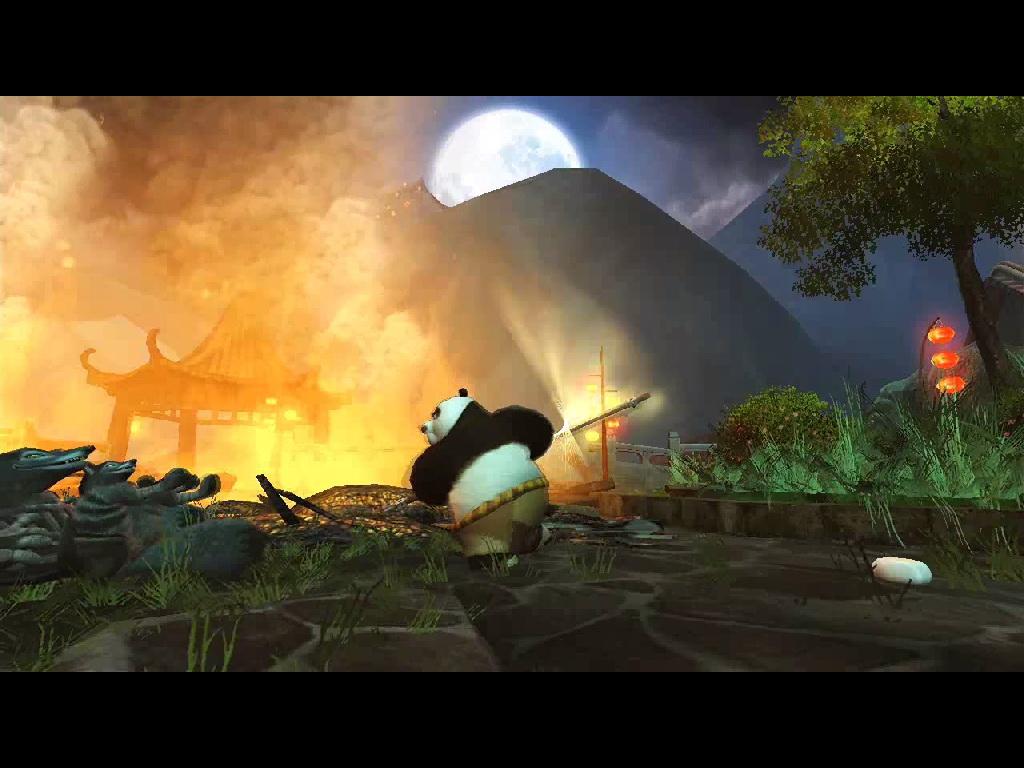 功夫熊猫壁纸第10张