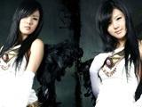 韩国顶级车展模特Hwang Mi Hee & Song Jina
