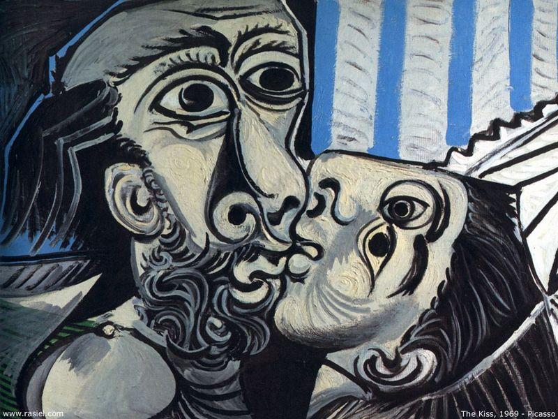 世界经典名画之Picasso 毕加索作品集壁纸图片 第9张