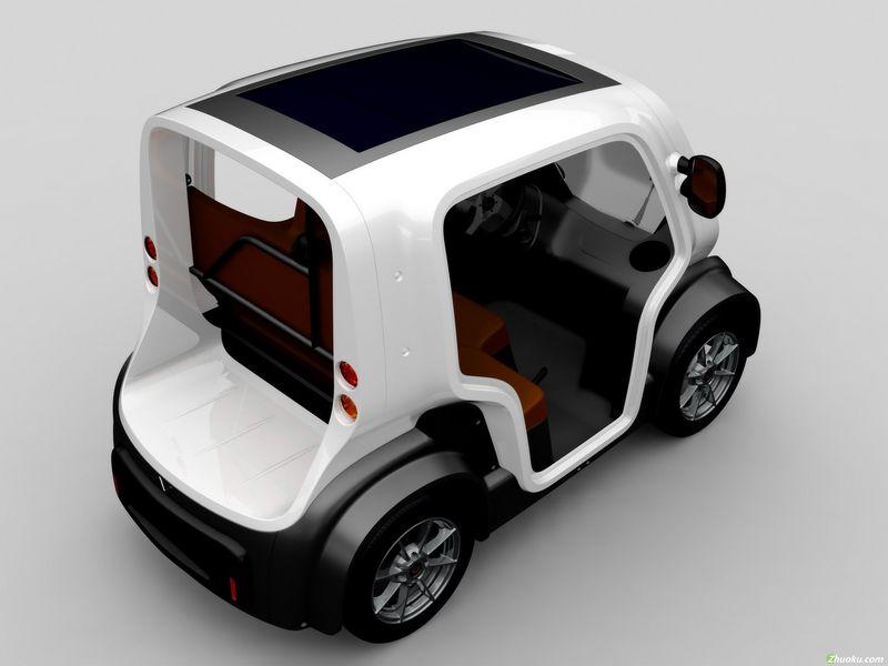 2010年 高尔夫球场专用概念休闲汽车39
