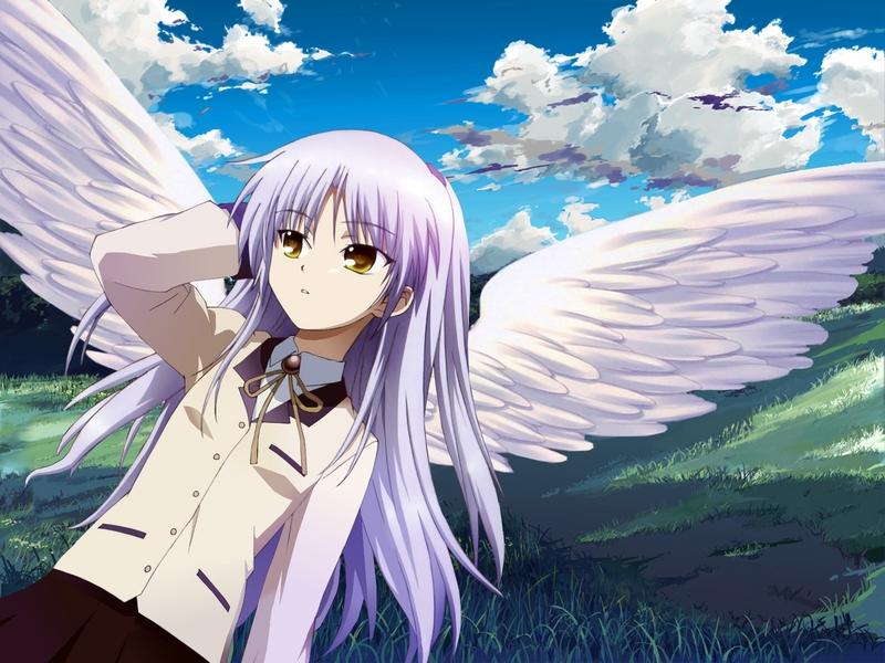angel beats 简谱