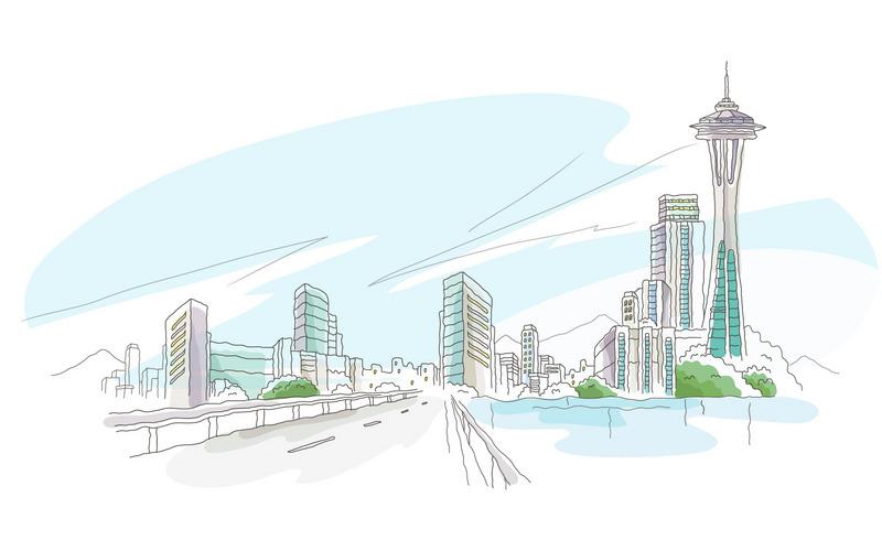 Скачать Города и страны в векторе (часть вторая)
