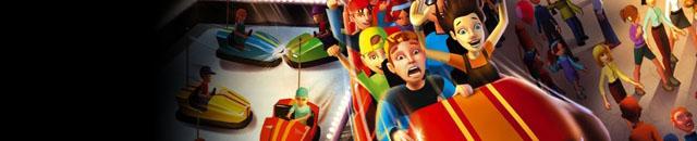 模拟乐园:惊奇世界2 云霄飞车