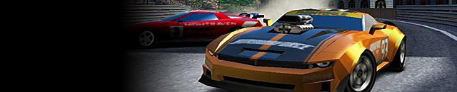 山脊赛车3D