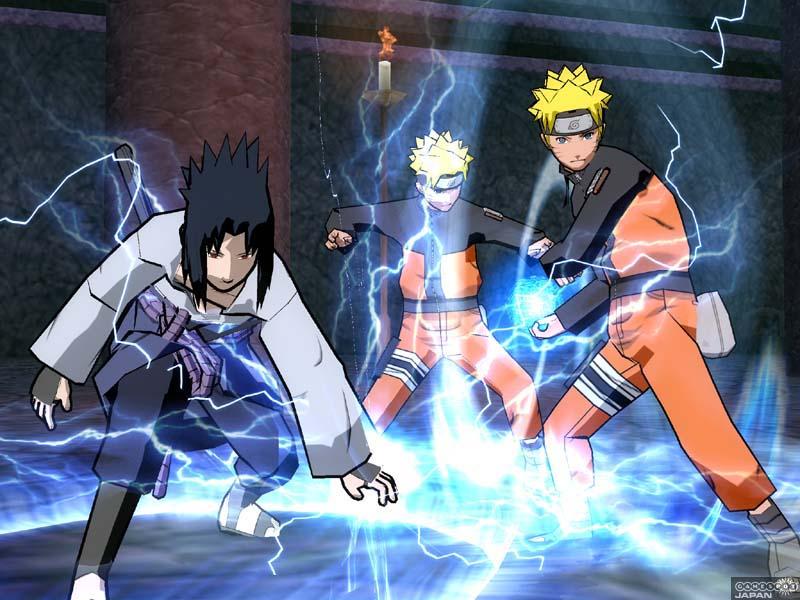 Naruto Shippuuden Narutimate Accel 3 - Продолжение Скачать Naruto