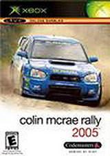 科林麦肯雷拉力赛2005