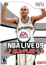 NBA Live 09 美版