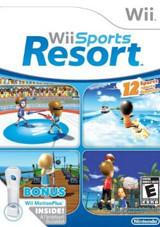 Wii运动:度假胜地  欧版