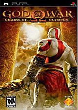 战神:奥林匹斯之链【美版】