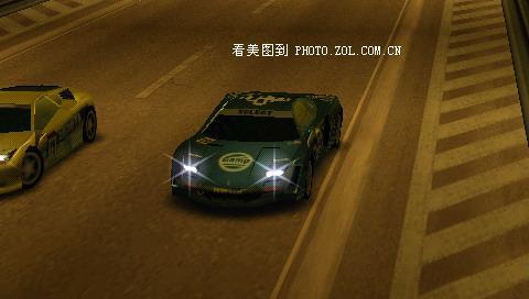山脊赛车2