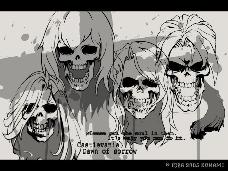 恶魔城:苍月十字架 游戏图片