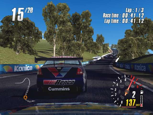 超级房车赛3 游戏图片