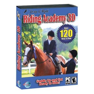 骑术3D模拟学院