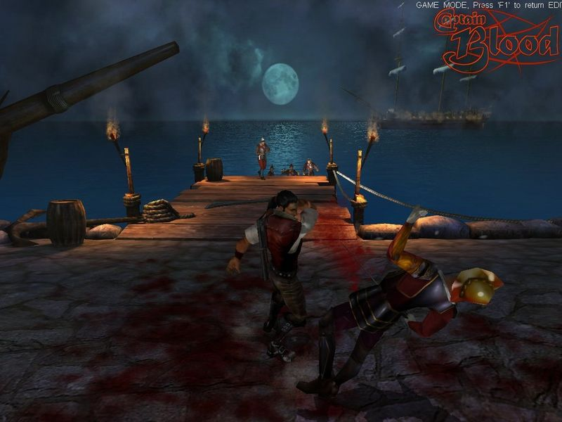 游戏的任务结构让玩家有变化丰富的战场:水陆两栖