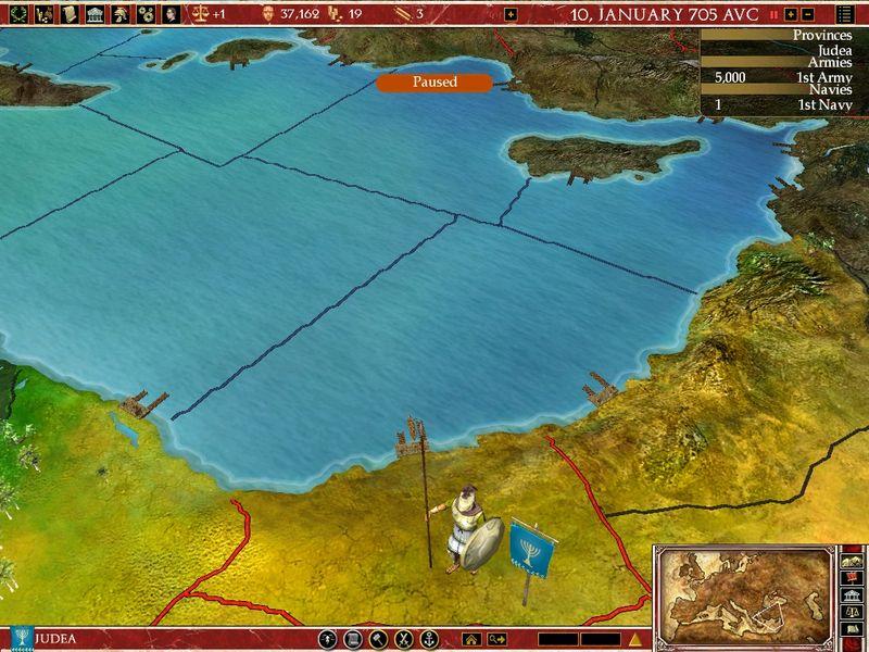 欧陆风云:罗马