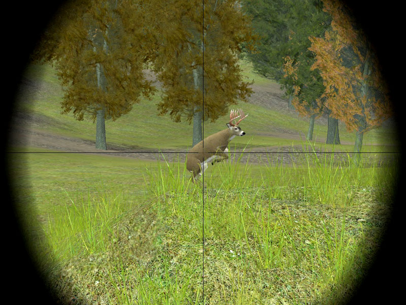 狩猎主题背景墙素材