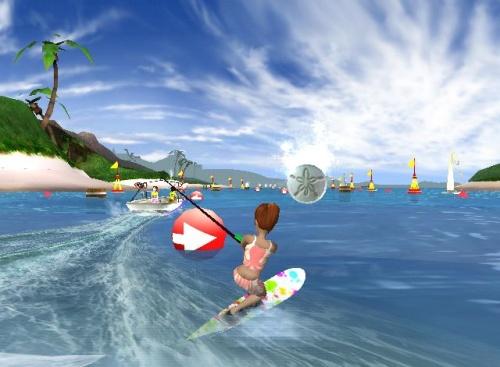 【高清图】度假岛 海滩派对图片-中关村在线游戏库
