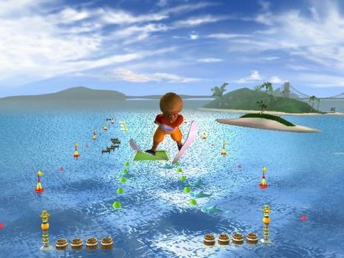 让我们一起载歌载舞地享受海边沙滩夏日的阳光以及欢乐吧!