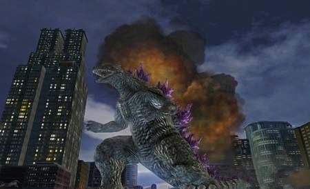 该系列的第一部《哥斯拉怪兽大乱斗》于2002年进入ga; 哥斯拉