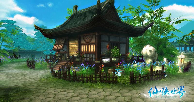 仙侠世界 游戏图片