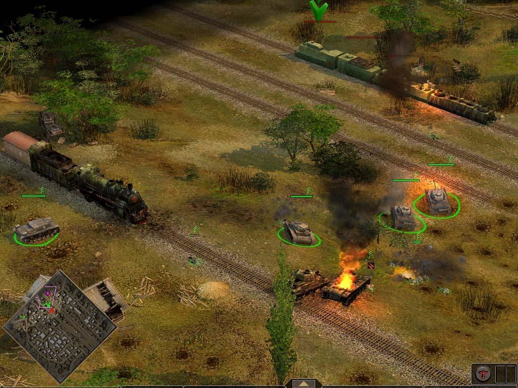 前线:雷鸣战场 游戏图片