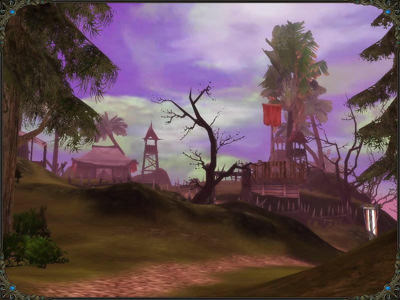 极光世界 游戏图片