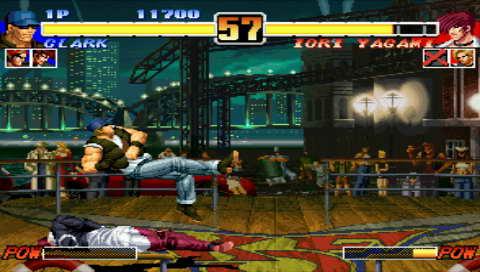 拳皇:大蛇一族篇 游戏图片