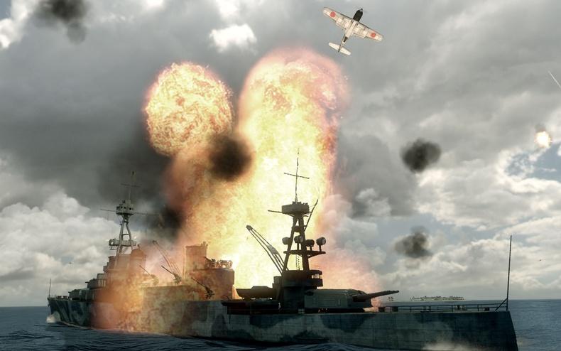 中途岛战役之血战太平洋图片第3张