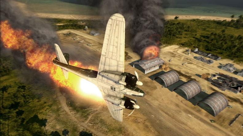 中途岛战役之血战太平洋图片第2张