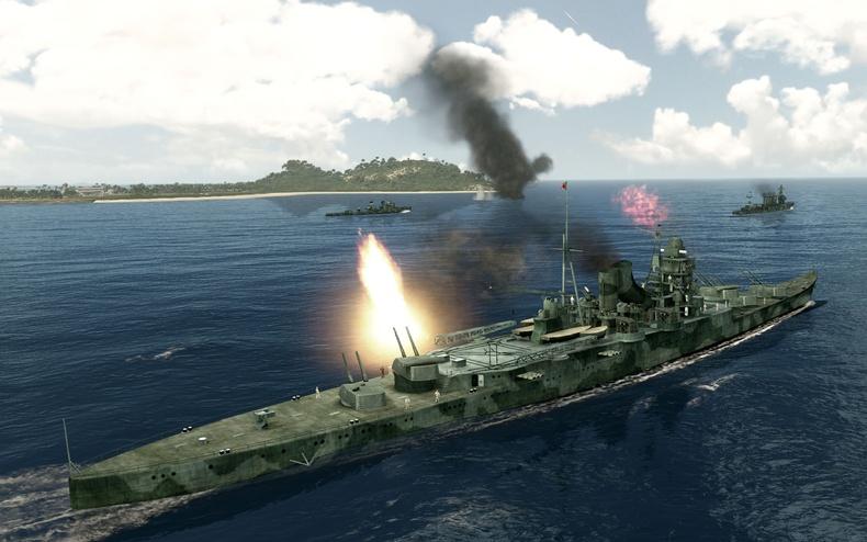中途岛战役之血战太平洋图片第1张